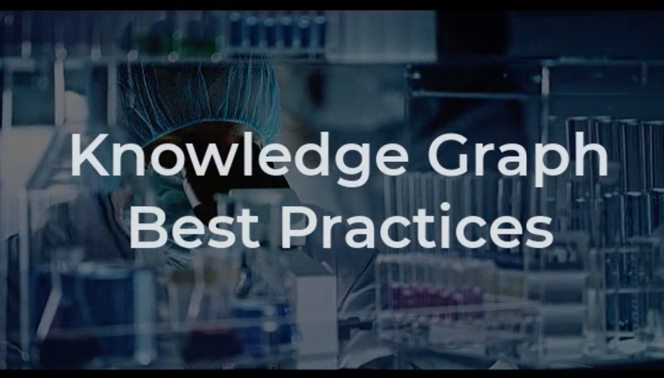 Knowledge Graph Best Practices